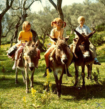 donkey, pippi, and nature image