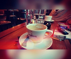 relax, coffeelover, and coffee image