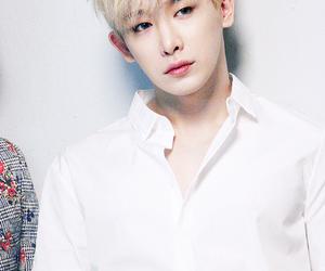 wonho, monsta x, and kpop image