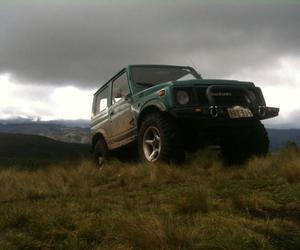 4x4, off road, and samuray image