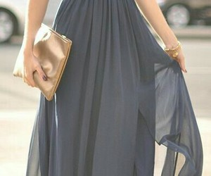ropa and vestido gris image