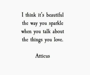 beautiful, sparkle, and things image
