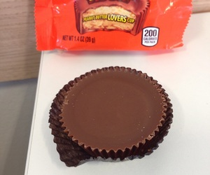 chocolate, cup, and food image