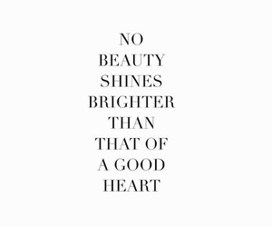 quotes, beauty, and heart image