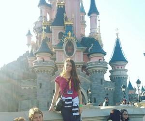 castle, france, and disney image