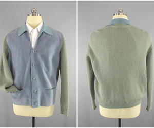 etsy, vintage jacket, and vintage cardigan image