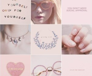 aesthetic, blonde, and Elle Fanning image