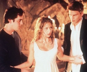 btvs and buffy the vampire slayer image