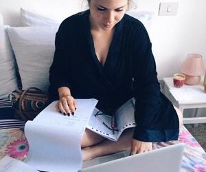 girl, work, and girlboss image
