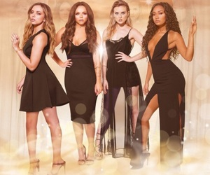 lm, jesy nelson, and perrie edwards image