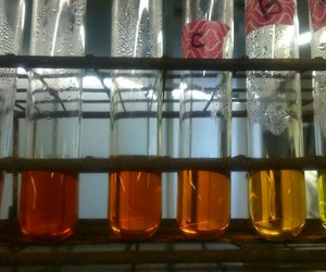chemistry, colores, and lab image