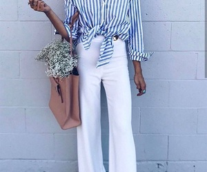 blue, fashion, and ideas image