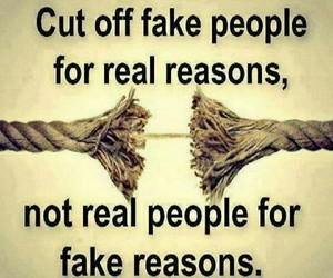 people, fake, and quotes image
