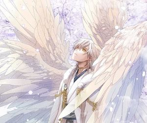 anime, angel, and boy image