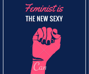 feminism, feminist, and rights image