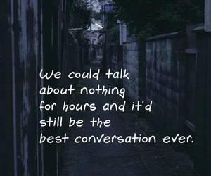 talk image