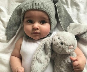 baby, so cute, and doudou image