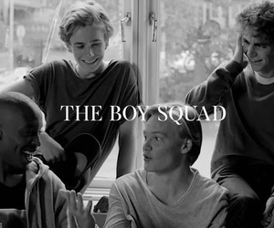 boys, serie, and skam image