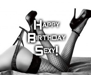 birthday, happy, and sexy image