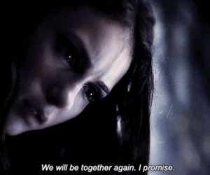 together, stefan salvatore, and tvd image