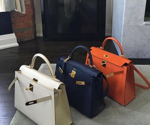 Birkin, hermes, and Kelly image