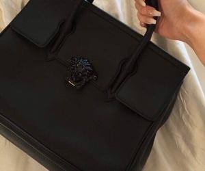 Versace, bag, and fashion image