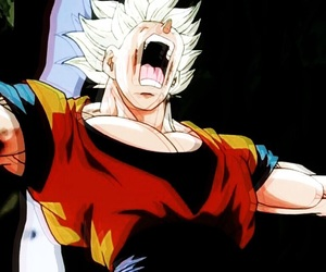 dragon ball z, dbz, and dolor image