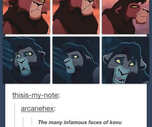 lion king and kovu image