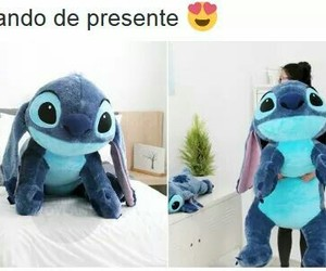 stitch and pelucia image