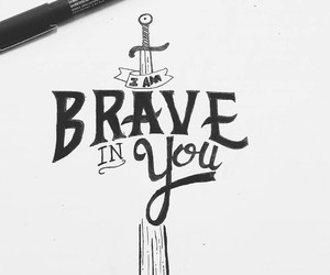 art, Bethel, and brave image