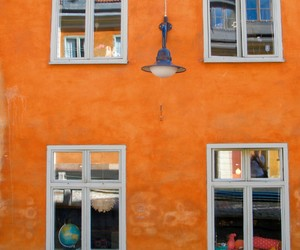 orange and windows image
