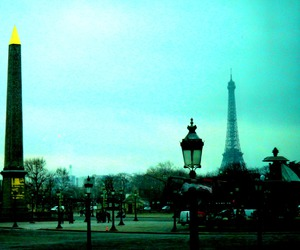 light, paris, and photography image