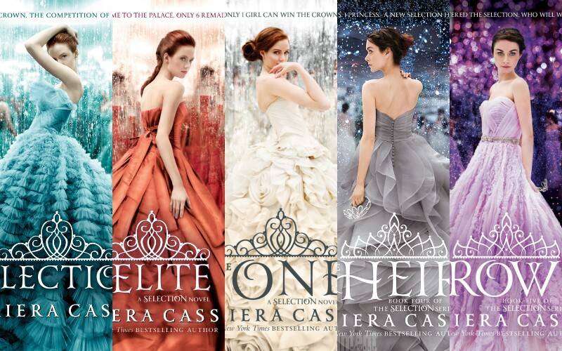 keira cass and the selection series image
