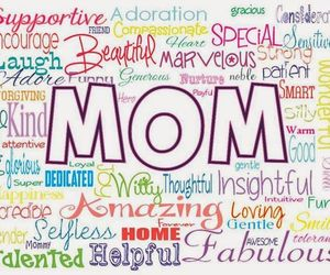 mom and mothers day image