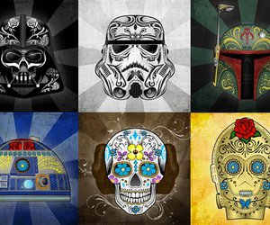 art, star wars, and c3po image