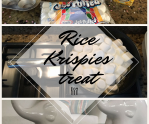 rice krispies, recipe, and bohemian image