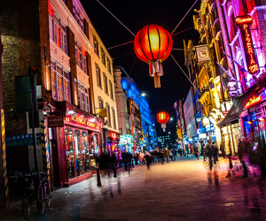 china, colors, and Londra image