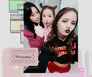 kpop, wallpapers, and clc image
