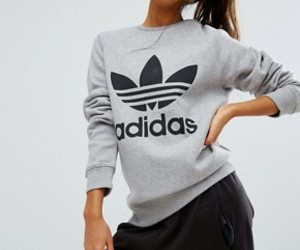 fit, grey, and sport image
