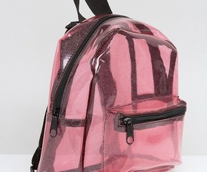 alternative, backpack, and glitter image
