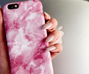cover, girl, and iphone image