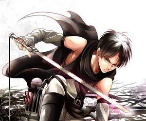 attack on titan, anime, and shingeki no kyojin image