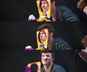 shawn mendes, baby, and funny image