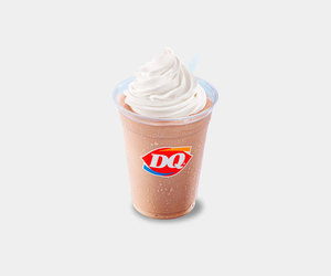 shake, hot fudge, and Dairy Queen image