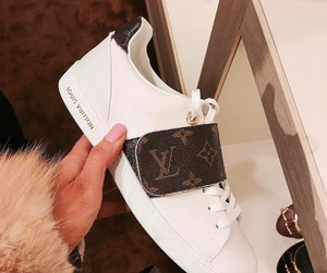 shoes, Louis Vuitton, and LV image