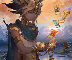 yugioh and anime image