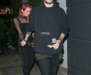 couple, cute, and michael clifford image