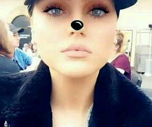 beautiful, cap, and perrie edwards image