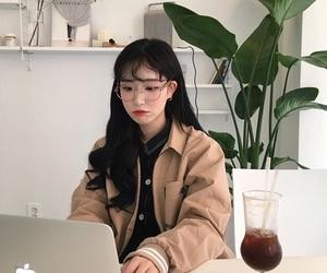 ulzzang, korean, and girl image