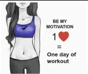 heart, motivation, and workout image